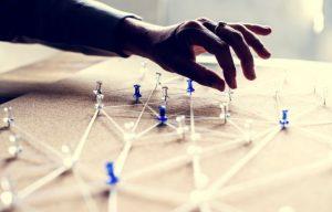 Supplier Network Graphic
