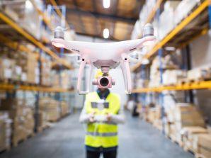 Warehousing & Drones Technology
